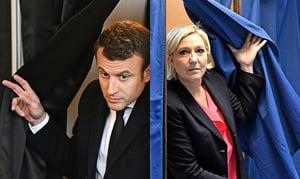 法國總統大選今揭盅