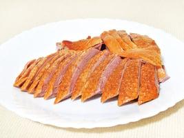 【美食典故】徽菜傳統名菜無為燻鴨