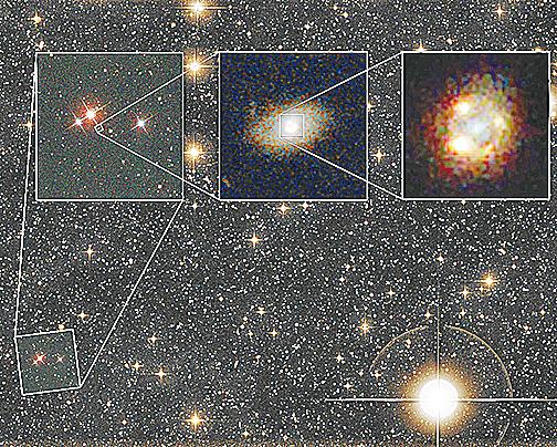 超新星引力透鏡或揭秘宇宙演化