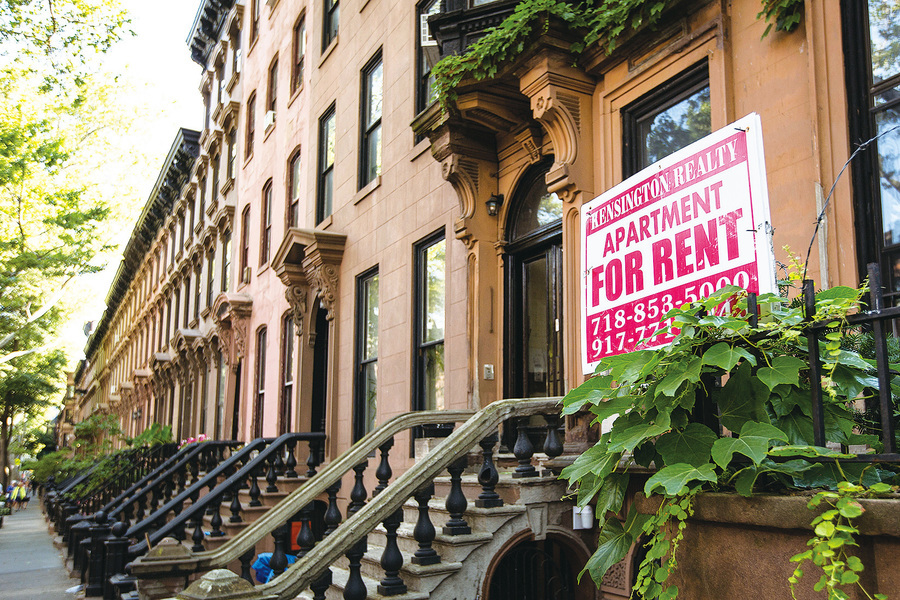 美國紐約市房源增多  租房市場競爭激烈 房東多用優惠爭取新房客
