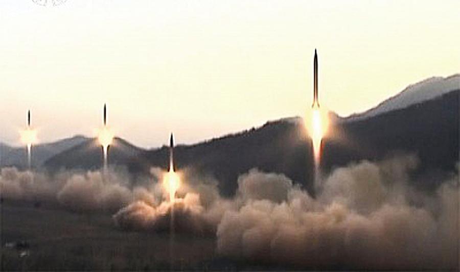 北韓核武劍指中國?(上)