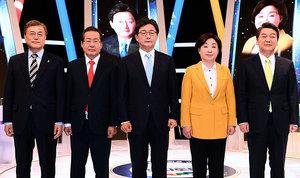 誰是南韓新任總統 明晚初步揭曉
