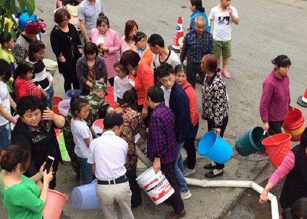 鉈污染嘉陵江致廣元停水一天 民眾毫不知情