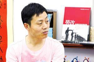作家杜斌談《長春餓殍戰》:我甘願冒風險去寫這本書