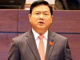 5月7日,越南政治局委員級別的胡志明市市委書記丁羅升落馬,成為該國近年來級別最高的落馬官員。(網絡圖片)