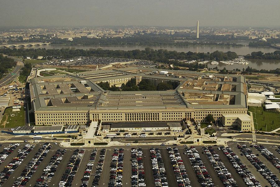 美國國防部已同意未來五年向亞太地區增加80億美元軍費,以增強美軍在這一地區的影響力。圖為座落在華盛頓DC的美國國防部五角大樓。(Pixabay)