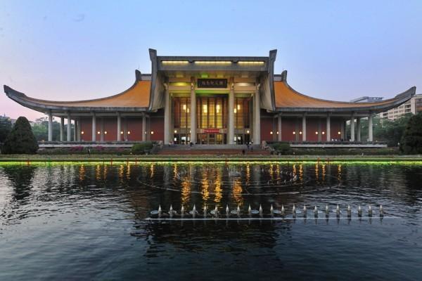 台北國父紀念館(攝影:宋碧龍/ 大紀元)