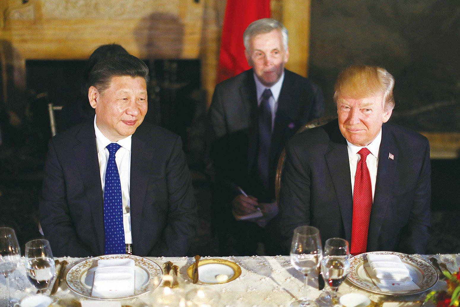 4月初的習特會後,特朗普就和南韓代總統黃教安通話,指出中國對處理北韓問題的三條底線。如果中國不打破這三條底線,到時美韓對北韓的動武,中國方面就會保持中立,不參與其中。(REUTERS)