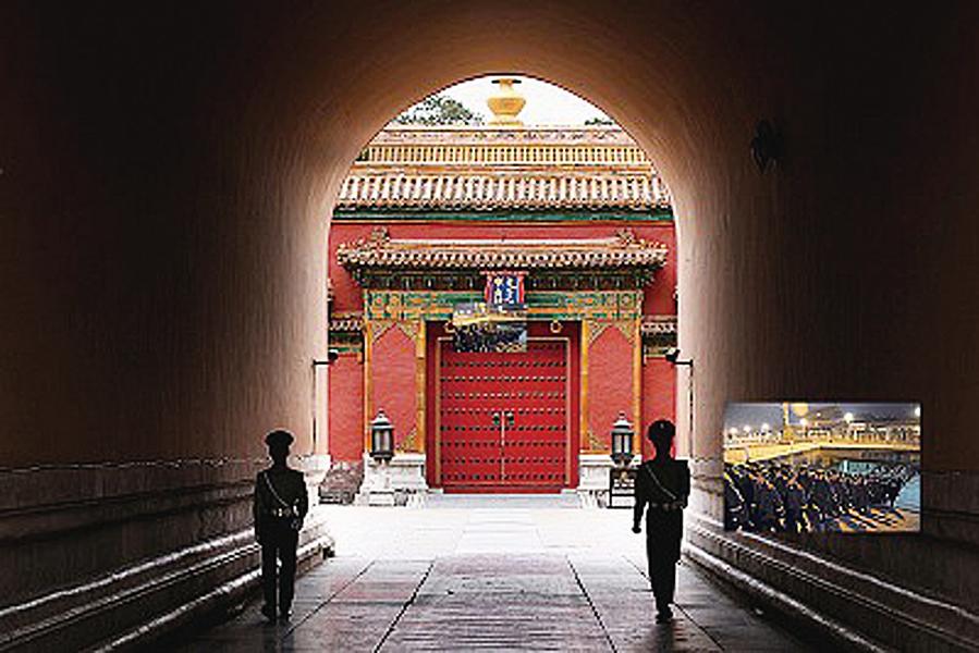 北京「319政變」案5年 武警高層全數落馬