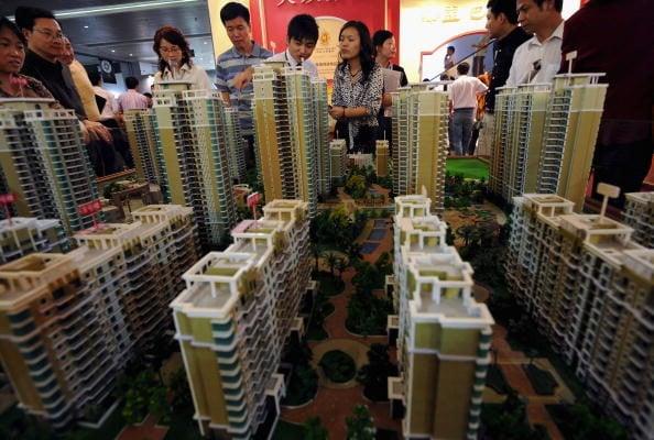 中國房價七成被政府掠奪 中共是最大房產商