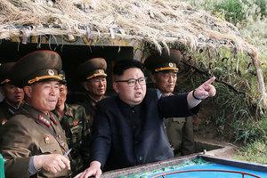 日媒:美告知中國 願邀金正恩訪美會談