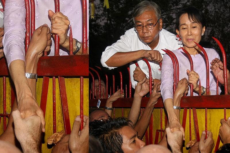 昂山提名親信選緬總統