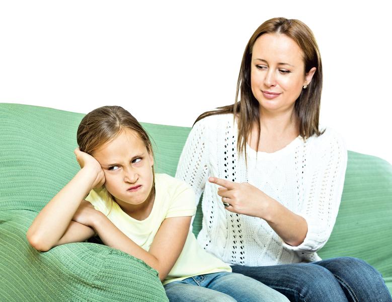 應對孩子亂發脾氣的 10個竅門