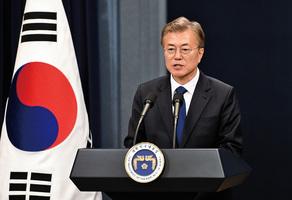 韓新總統文在寅:與美中談薩德