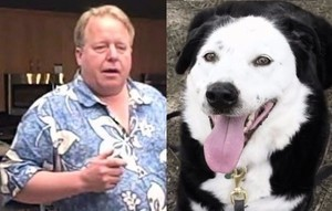 醫生判他有五年可活 在他領養一隻狗後……