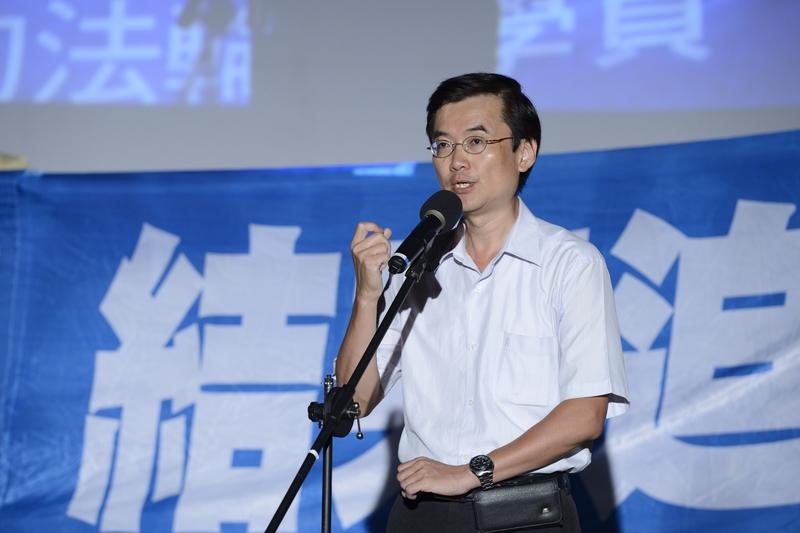 台灣學者:中共如不迫害法輪功 大陸會不一樣