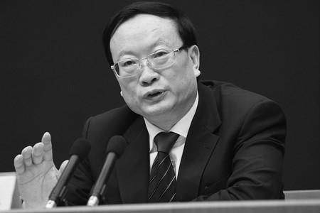 中共國家統計局局長王保安受審。(Getty Images)
