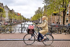 歐洲騎單車是享受更是尊嚴