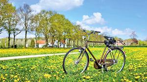 節能減碳的單車風潮