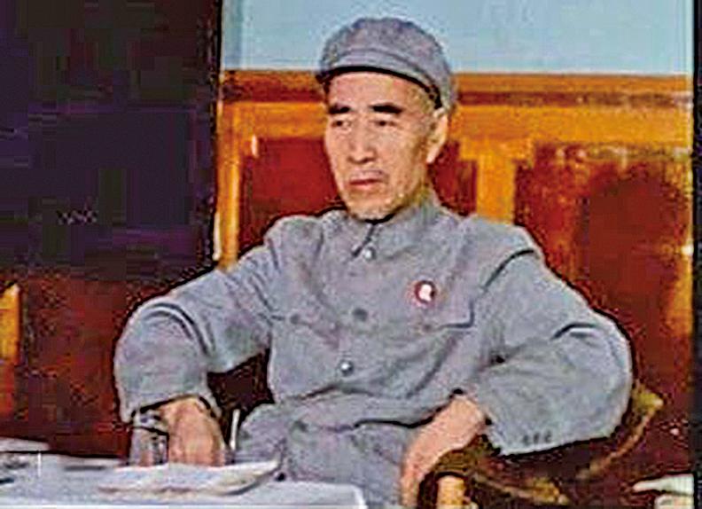 林彪(圖示)認識到:「北韓戰爭是史太林挑撥東西方關係的一個陰謀,縱容北韓襲擊南韓,引發聯合國出兵北韓。」(網絡圖片)