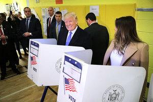 特朗普簽行政令 設立委員會調查選舉欺詐
