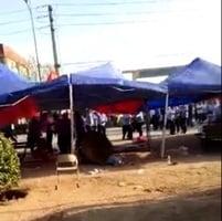 冀上萬村民十餘天抗議污染工廠遭武力清場