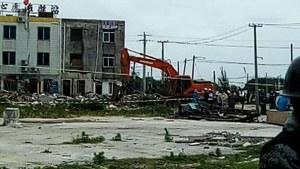 廣西北海村民起訴政府 遭大規模強拆