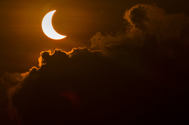《聖經・啟示錄》隱晦地使用了一個歷史是重複的時空觀。(CHAIDEER MAHYUDDIN/AFP/Getty Images)