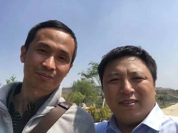 李和平被強迫戴監控器 謝燕益遭國保約談