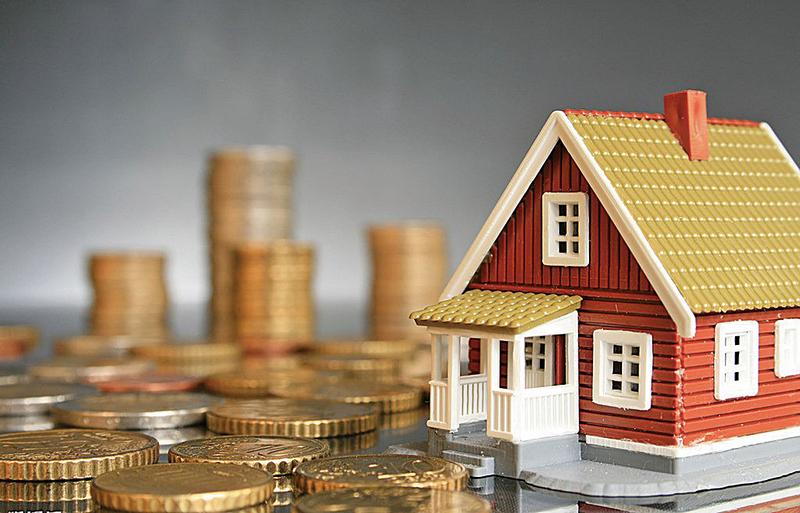 中投顧問房地產行業研究員韓長吉表示,首付貸的風險和房價密切相關,房價上漲速度越快,被高估的程度越大,首付貸的潛在風險就越大。(網絡圖片)
