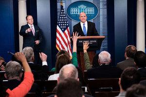 特朗普首次出訪三大目標 重在維護世界和平