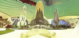 阿聯酋宣布:2117年登陸火星建城