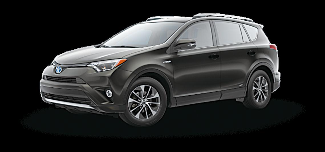 RAV4在美國凱利藍皮書的燃油效率名單上高居榜首。(Toyota)