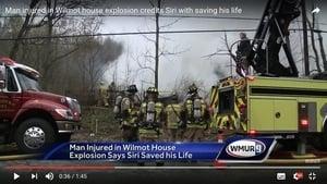 美國男子遇爆炸受重傷 靠Siri報警撿回一命