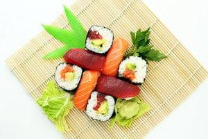 醫生警告:美味魚生壽司攜帶危險寄生蟲