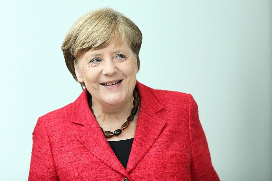 默克爾四連任機率增 拿下德國最大邦