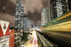 泰國第一季經濟成長略快 年增3.3%