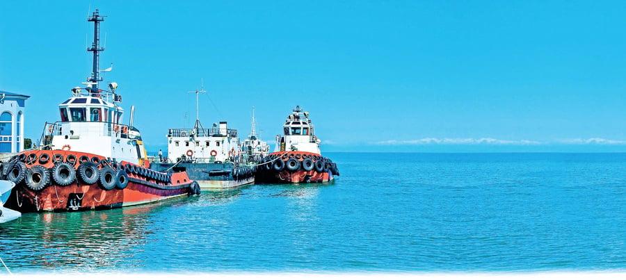停泊的遐想 ──漁人碼頭