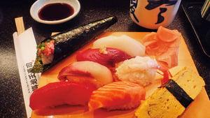 醫生警告:生魚壽司攜帶危險寄生蟲