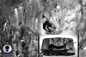 月球驚現「坦克」? 神秘現象引關注