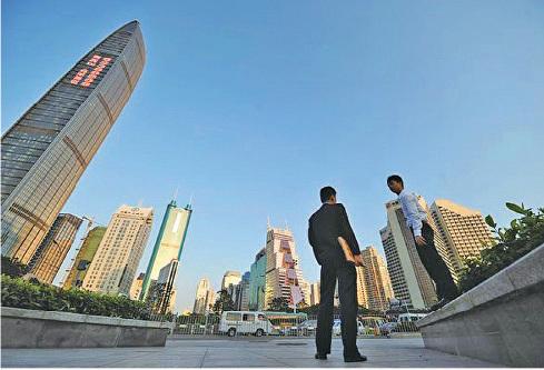 2017年全球房價年度漲幅前十名的全是中國的城市。(ETER PARKS/AFP/Getty Images)