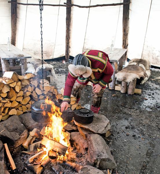 俄北極原住民首見胖子 專家:飲食改變是主因