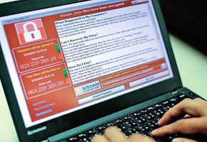 勒索病毒  微軟:應視為警訊