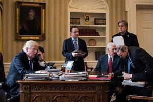 大洗牌來臨?特朗普醞釀白宮人員重大改組