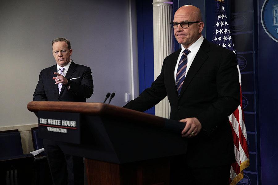 白宮:特朗普向俄羅斯分享信息「完全合適」