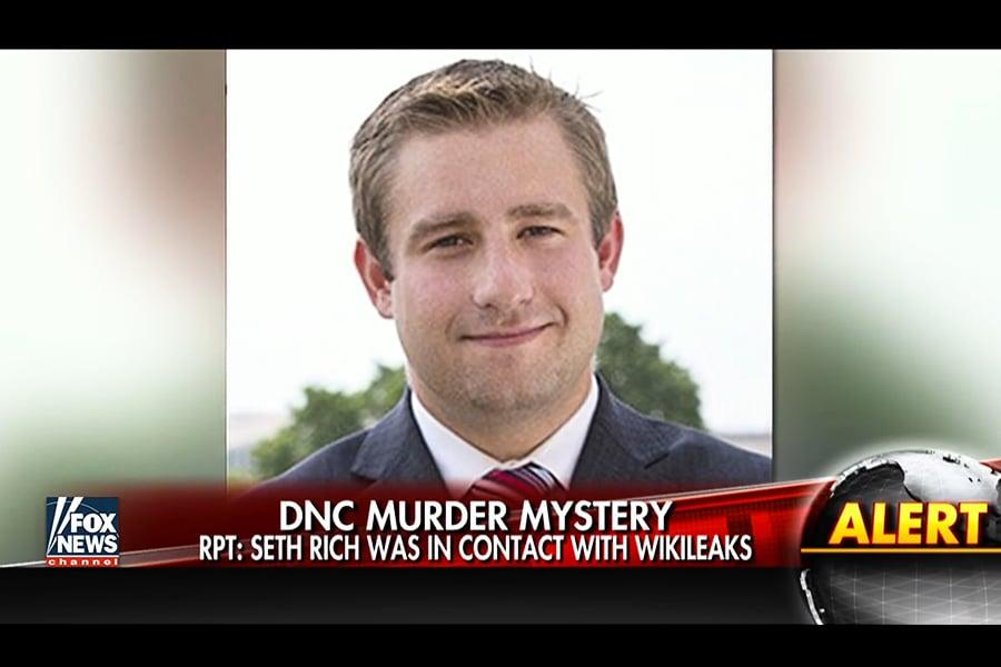 被槍殺美民主黨職員曾向維基解密洩露數千份電郵