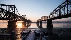 中朝一航線被關停 傳北京或關閉鴨綠江大橋