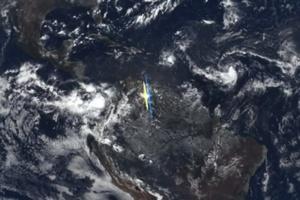 難解之謎 地球神秘閃光僅在太空可見