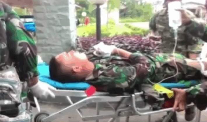 印尼軍演 中國製火炮失控致四死八傷