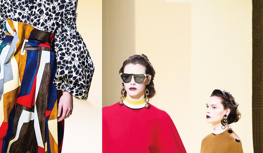 【時尚潮流】精緻的色彩搭配 穿出氣質和風格